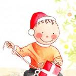 Les enfants à Noël